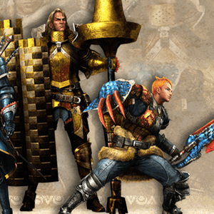 Monster Hunter 4 Ultimate's campaign will focus on elite hunters