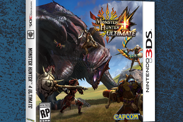 North America receives ultimate Monster Hunter 4 Ultimate Collector's Edition