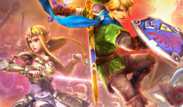 Hyrule Warriors Square