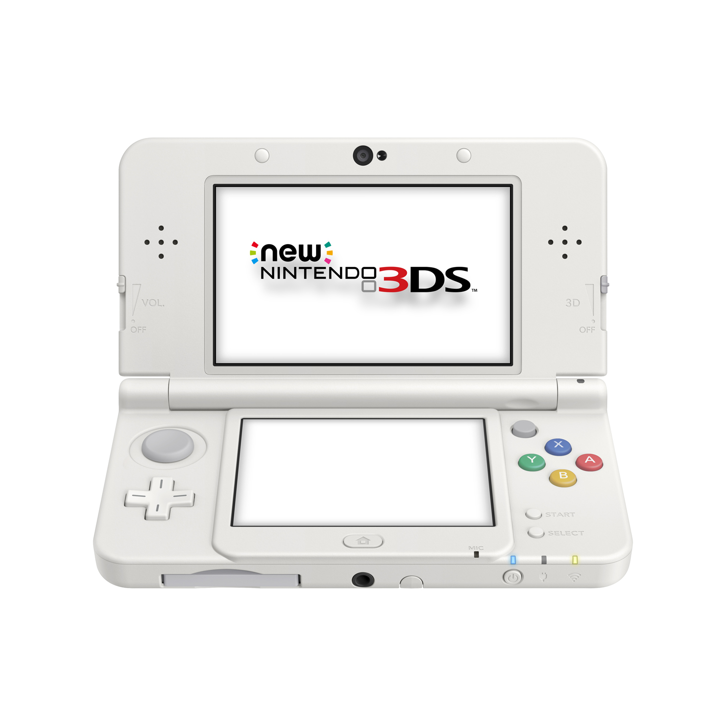 New Nintendo 3ds Xl : New nintendo ds white vooks