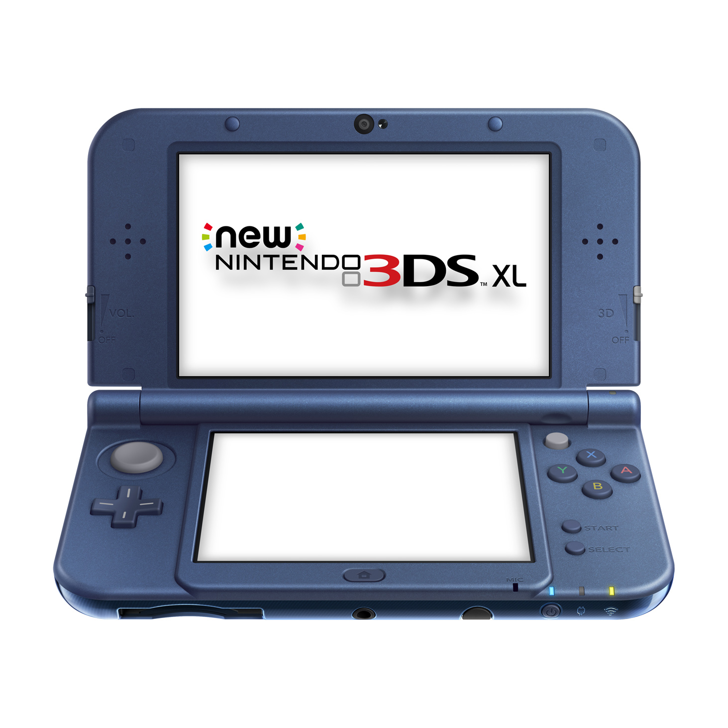 New Blue Nintendo Ds 110