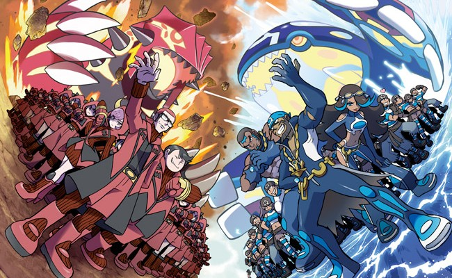Pokemon Omega Ruby & Alpha Sapphire demo hits October 15th in Europe