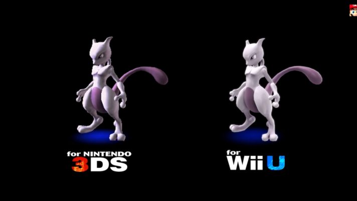 Mewtwo coming to Super Smash Bros. for 3DS and Wii U in 2015