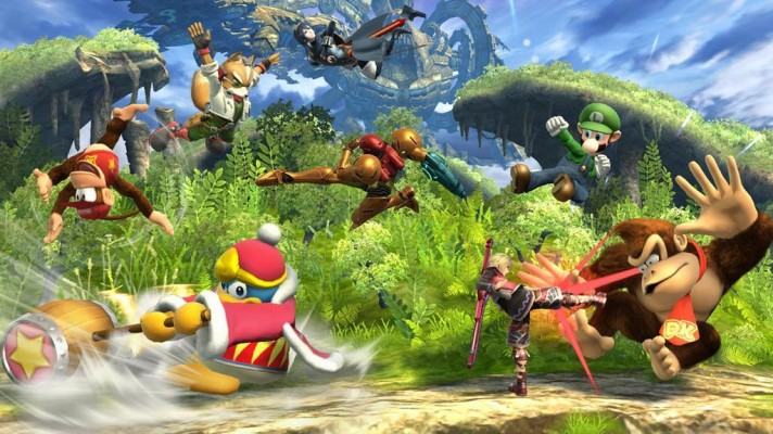 8-Player Smash confirmed for Super Smash Bros. for Wii U