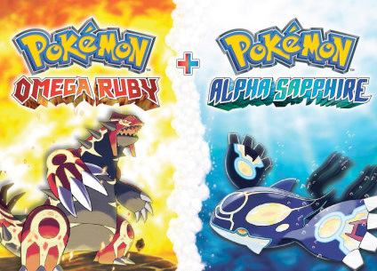 Pokémon Omega Ruby & Alpha Sapphire Dual Pack is coming to America