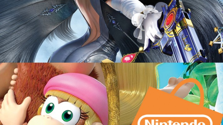 Nintendo Download Updates (31/10) Chicks with Hair Whips