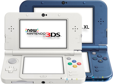 Nintendo ends production for the regular New 3DS in Japan