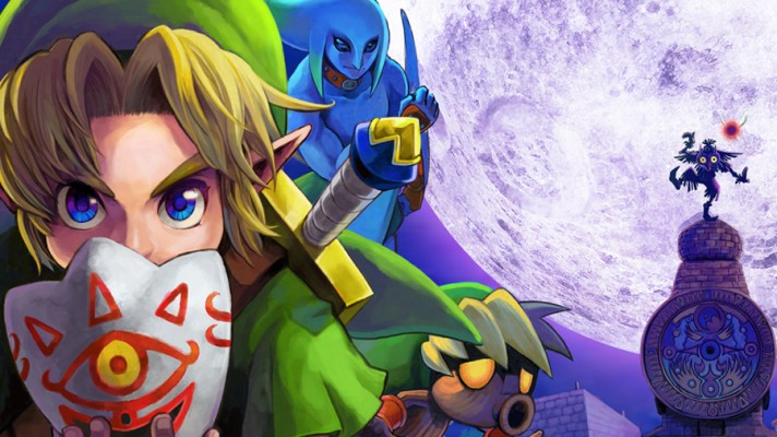 Majora's Mask 3D demo being added to JB Hi-Fi and EB Games stores this week