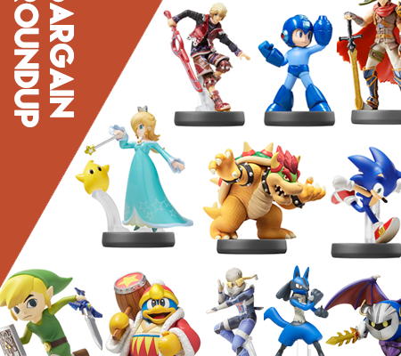 Bargain Roundup: Third wave amiibo incoming – the hunt is on