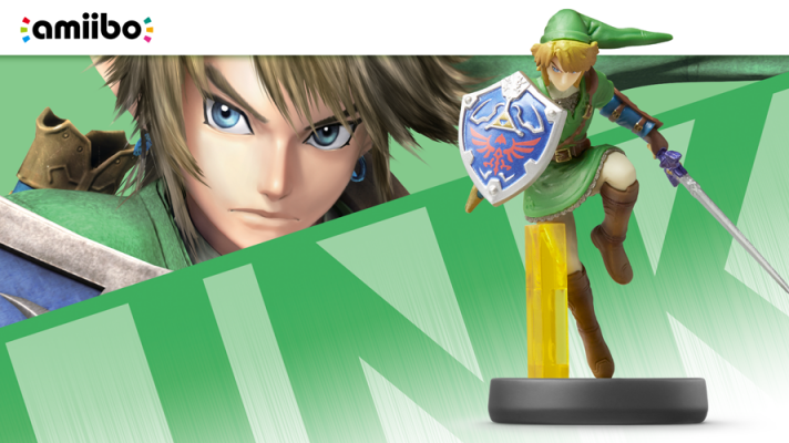 Link is the most popular amiibo everywhere in the world except Australia