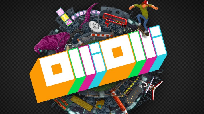 OlliOlli arrives on Wii U and 3DS as a Cross-Buy title next week
