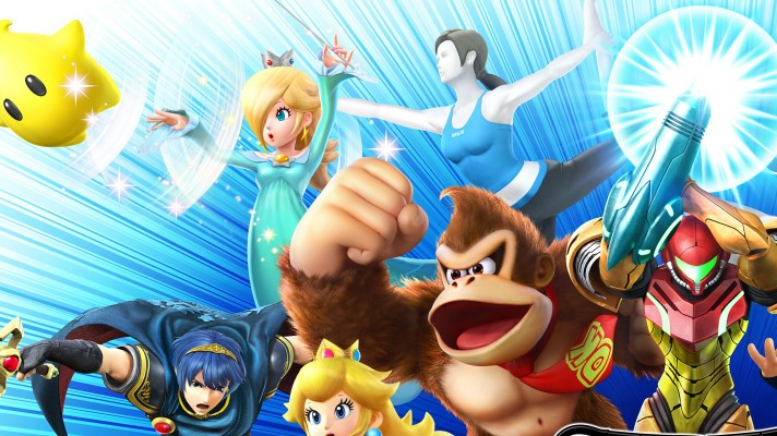 Version 1.0.6 patch notes for Super Smash Bros Wii U and 3DS released