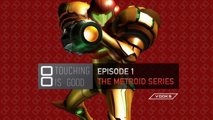 Touching is Good Episode 1: The Nintendo DS and the Metroid series