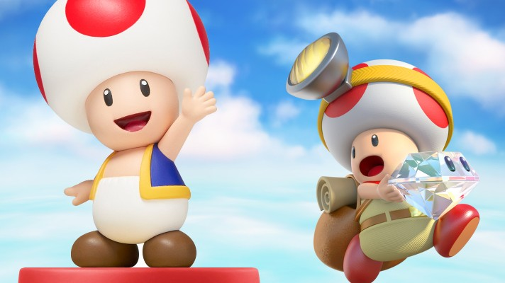 Hide & Seek: What's amiibo Mode in Captain Toad Treasure Tracker