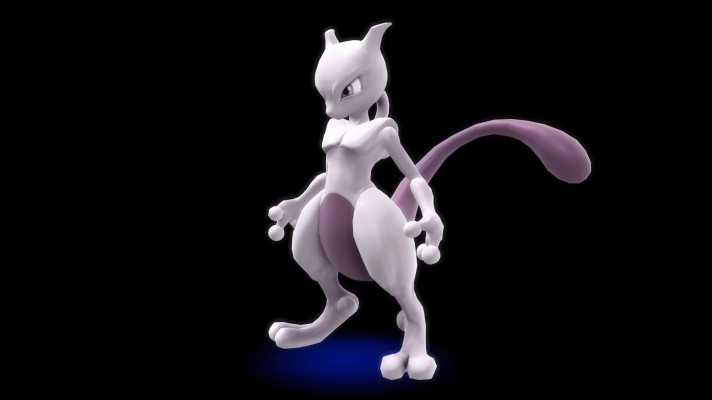 Mewtwo for Smash Bros Wii U and 3DS 'pretty much done' and should be out soon