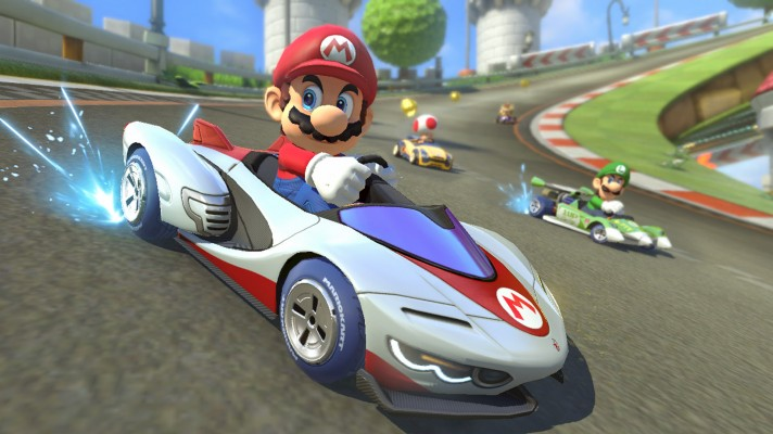 Mario Kart 8 DLC Pack 2 and 200cc mode update now available to download