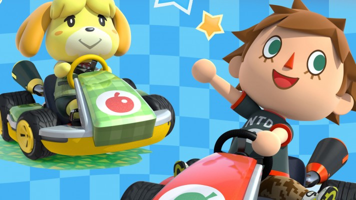 Video: First look at Mario Kart 8 x Animal Crossing DLC pack