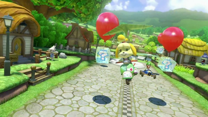 Baby Park, Ribbon Road, Big Blue confirmed for second Mario Kart 8 DLC pack