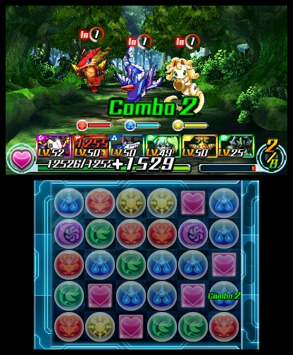 3DS PuzzleandDragonsZ 011415 Scrn04 Puzzle & Dragons Z + Super Mario Bros. Edition   3DS Review