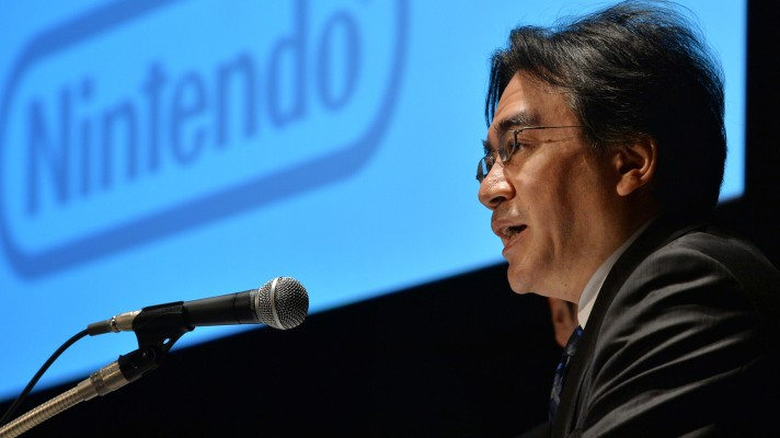 Satoru Iwata further details Nintendo's plans for revamped account system
