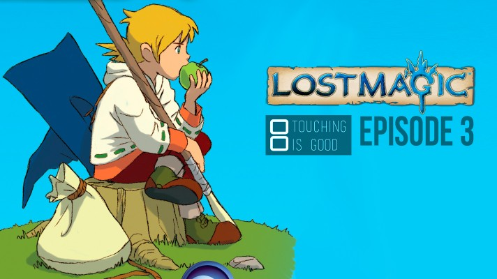 Video: Touching is Good Episode 3: LostMagic