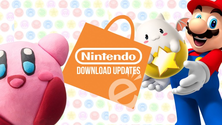 Australian Nintendo Download Updates (7/5) – Puzzles and Paintbrushes