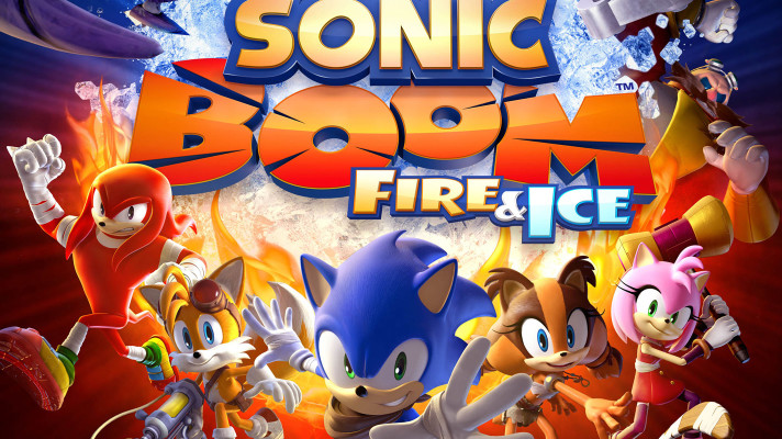 Sonic returns to the 3DS with Sonic Boom: Fire & Ice