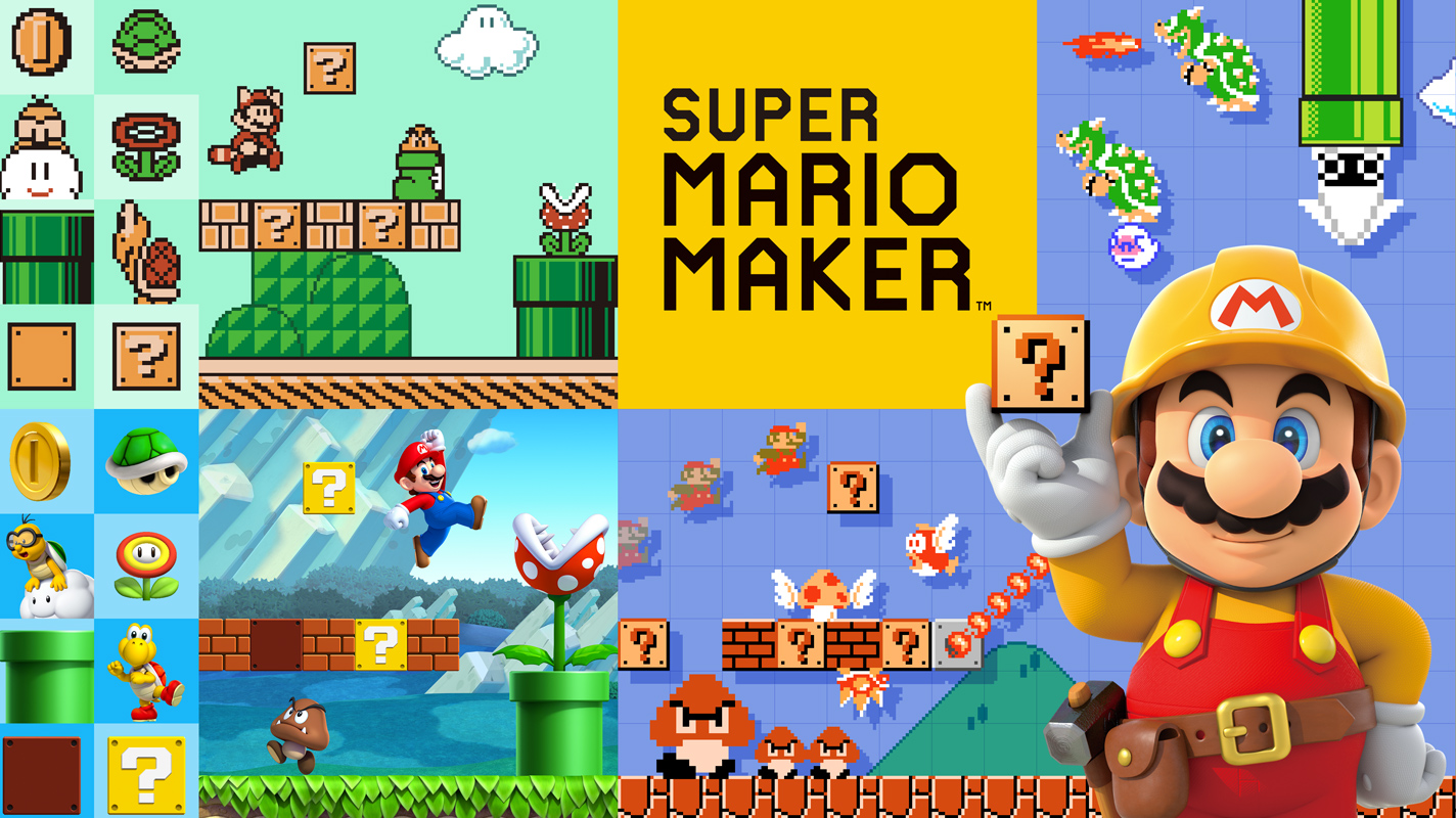 Super Mario Maker fully unveiled, special edition with ...