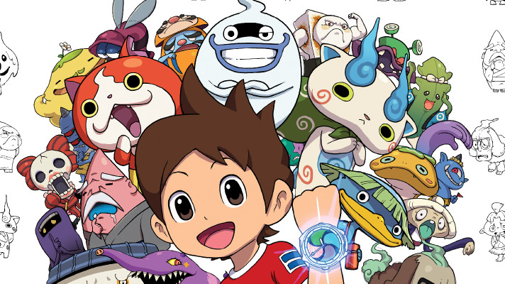 E3 2015 Hands On: Watch out here comes Yo-Kai Watch