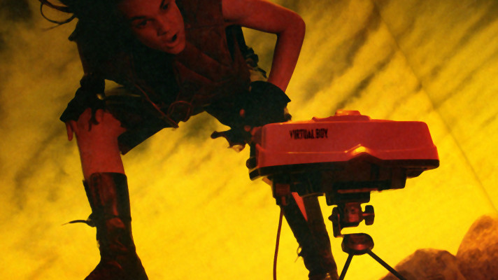 The Virtual Boy was released 20 years ago in Japan