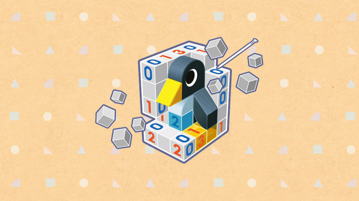 Picross goes 3D again in Japan, amiibo support included