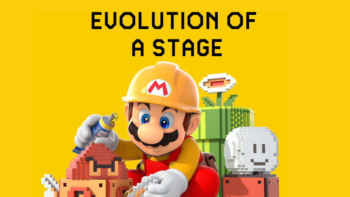 Part 5: Super Mario Maker – Evolution of a Stage