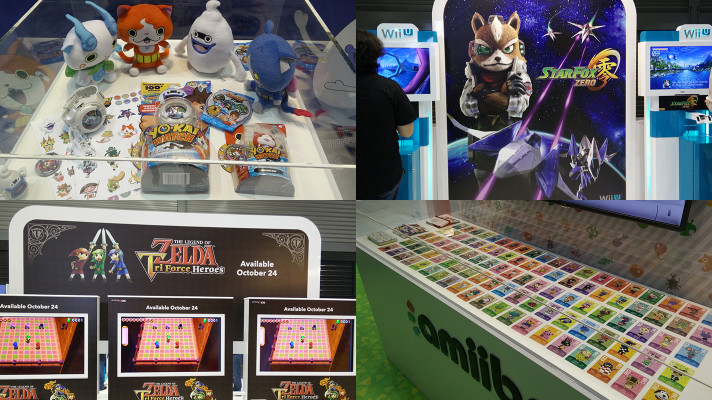 Hands-on impressions with Nintendo's EB Games Expo line up