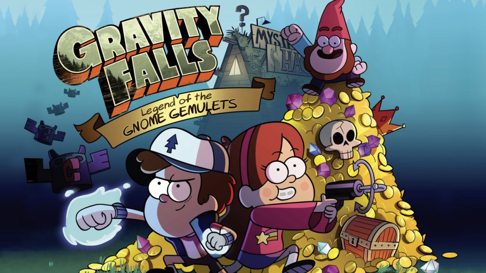 Inlikeflynn&#39-s Corner!: Gravity Falls Animation Review