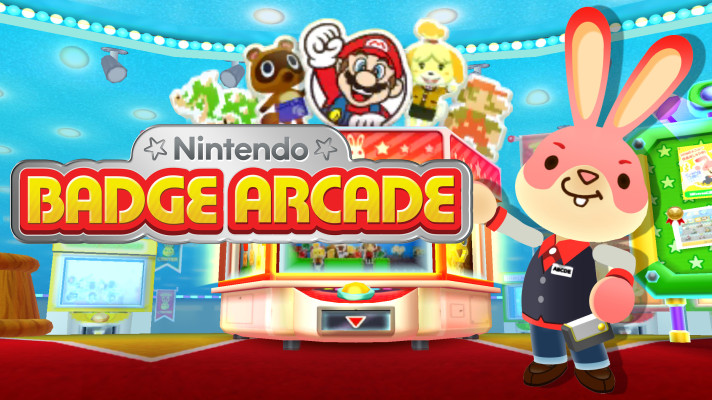 Nintendo Badge Arcade comes to 3DS in the west on November 13th