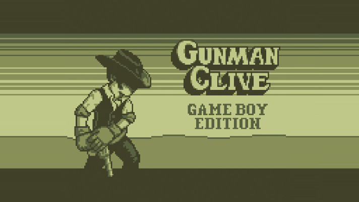 Gunman Clive comes to the Game Boy… sort of