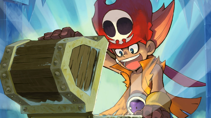 Zack & Wiki: Quest for Barbaros' Treasure headed to the Wii U eShop this week
