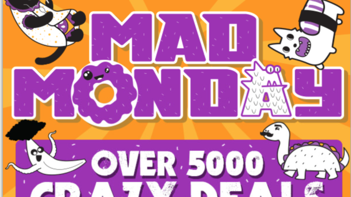 EB Games' Mad Monday offers great amiibo deals and Nintendo hardware deals