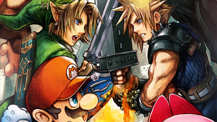 Final Fantasy's Cloud available for download in Super Smash Bros. later today