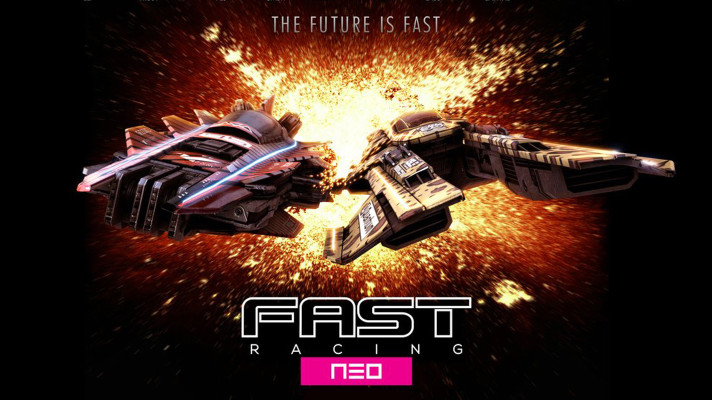 FAST Racing NEO speeds onto the Wii U eShop on December 10th