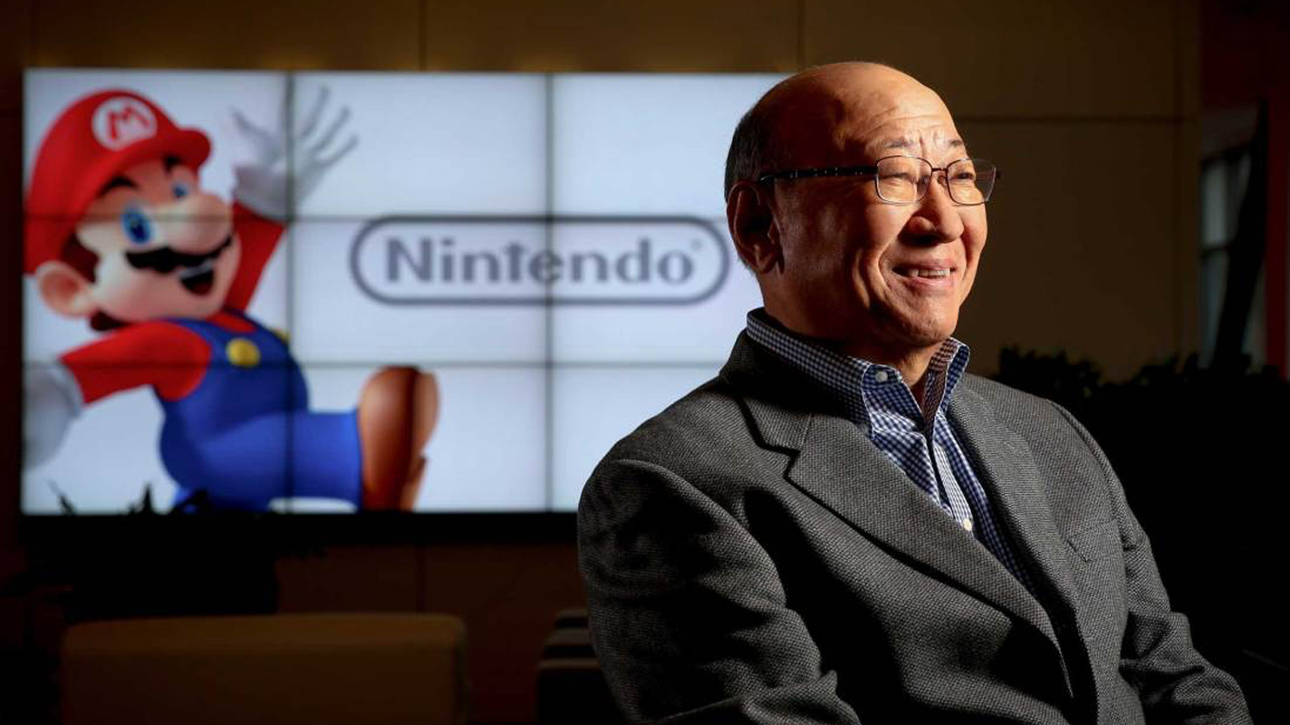 "Tatsumi Kimishima says launching the NX next year is the ""Proper"" thing to do"