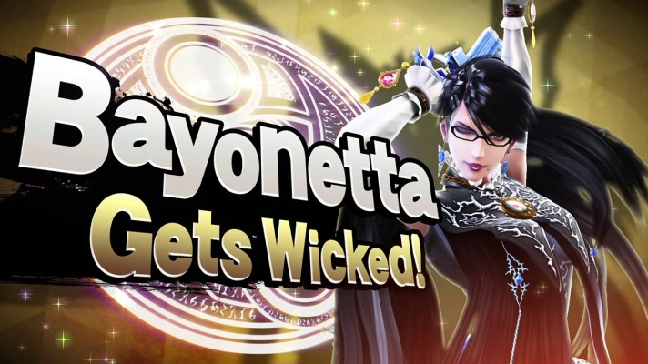 Bayonetta joins Super Smash Bros in February as your ballot pick