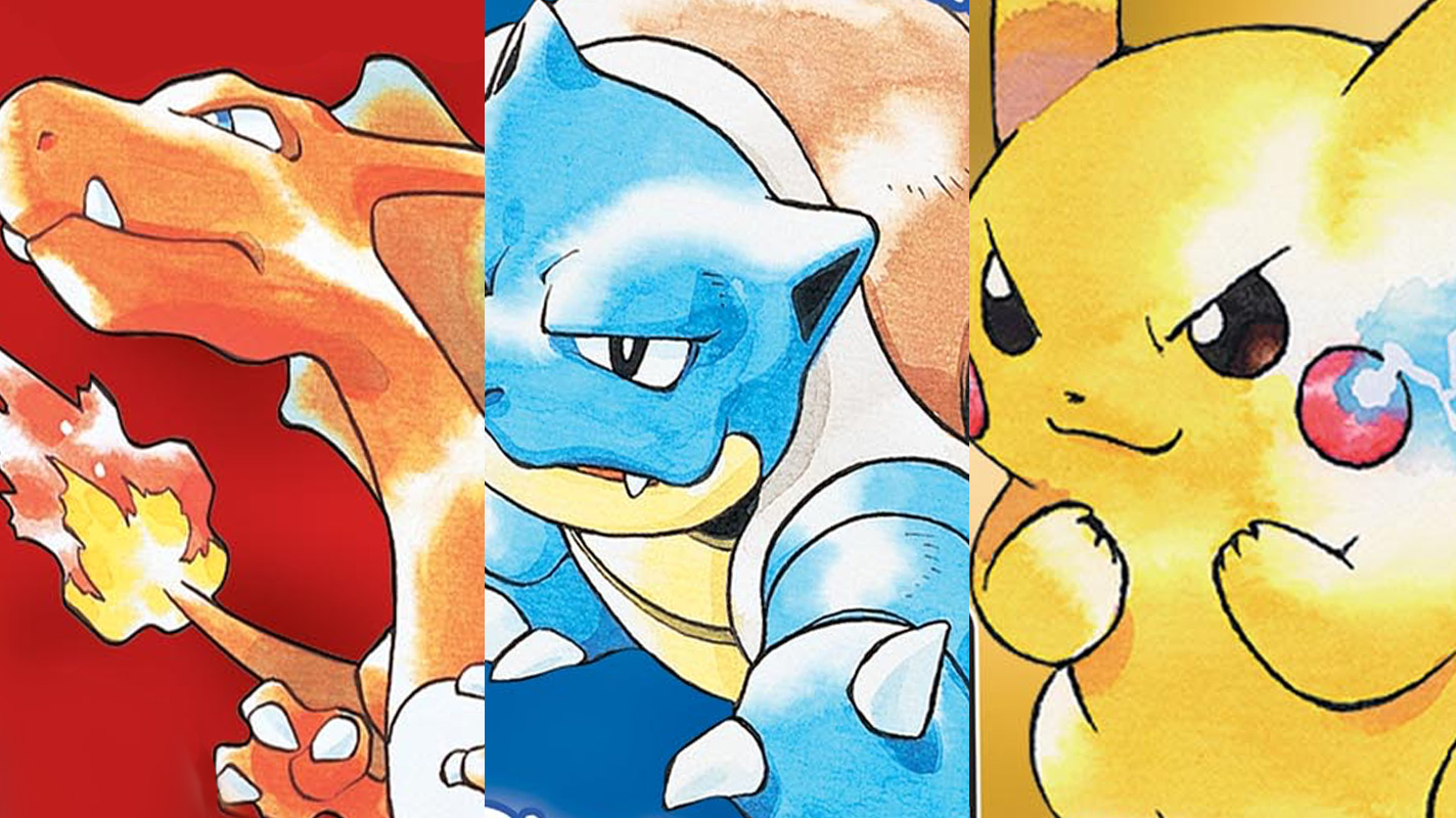 Pokemon red and blue release date in Melbourne
