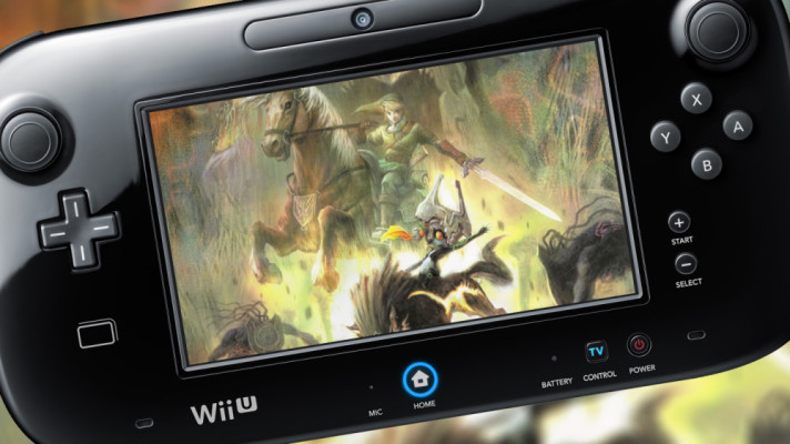 GamePad features shown off in new Twilight Princess HD trailer