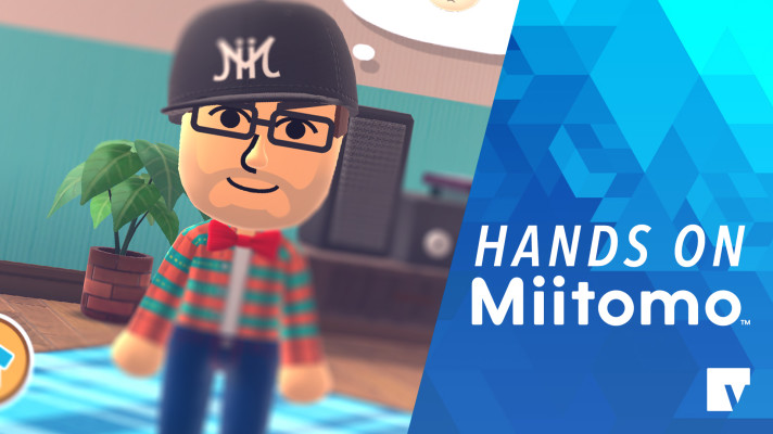 Hands on with Miitomo – Take a tour of Nintendo's first mobile game