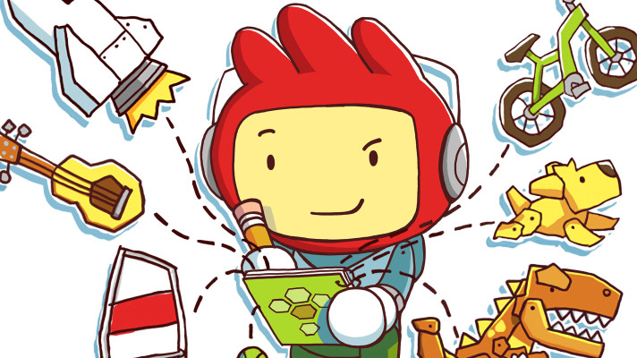 5th Cell lays off staff, Scribblenauts: Fighting Words cancelled