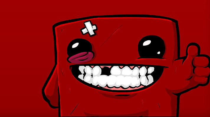 Super Meat Boy finally heads to the Wii U on May 12th