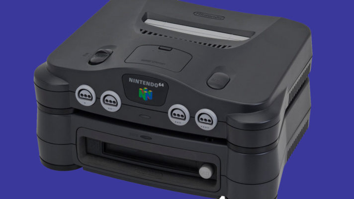 Uncovered US Nintendo 64DD Unit is a mystery in a mystery
