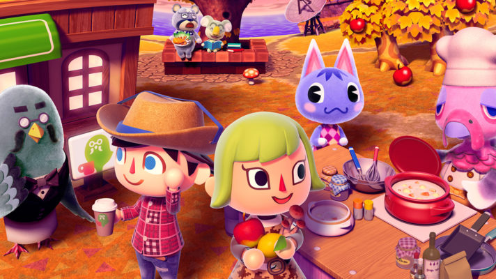 amiibo support coming to Animal Crossing: New Leaf four years after release