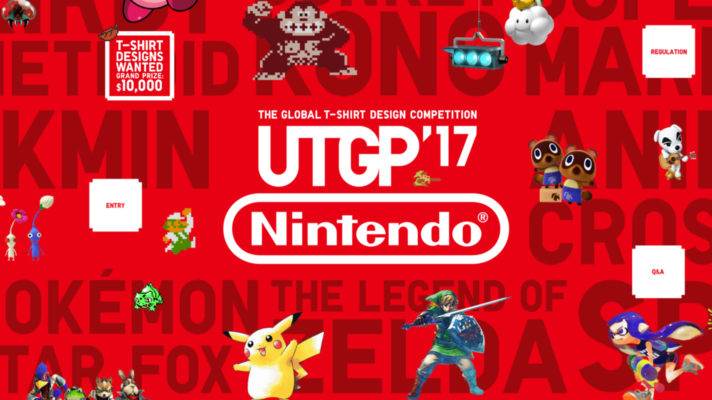 Winning designs from Uniqlo and Nintendo competition revealed